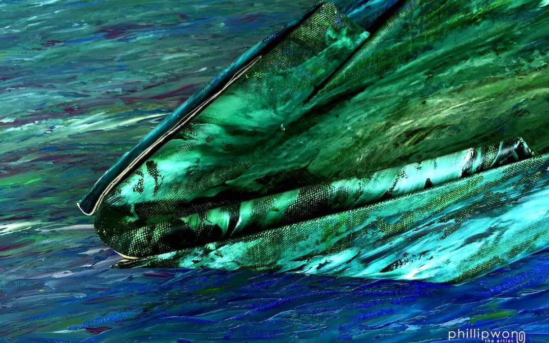 A solo exhibition by Phillip Wong – OCEAN : Reflections of the Human Mind, 2 FEB 20 SUNDAY 8PM at Sutra Gallery
