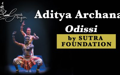 Gerak Angin  – Aditya Archana (odissi) by Sutra Foundation