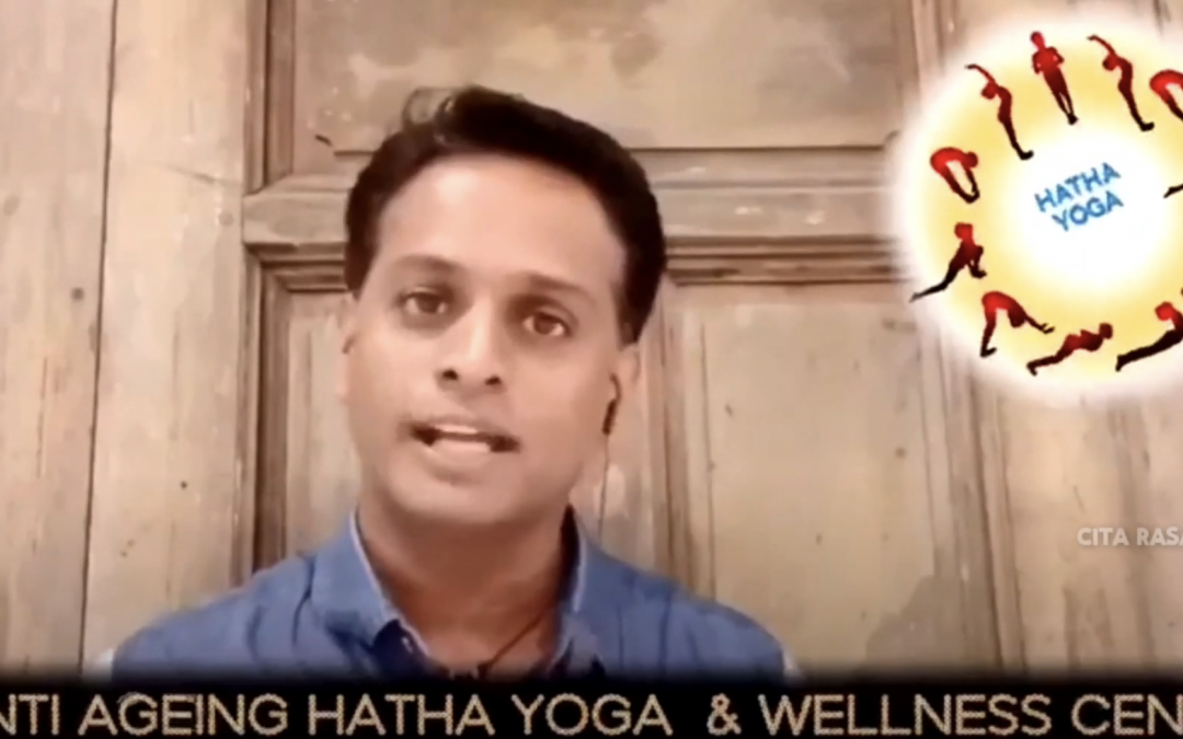 Yo Master Adrian suresh consulting about Asthma problems | Anti Ageing Yoga | Asthma Problems