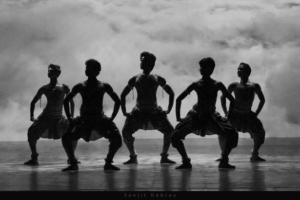 The men in Odissi