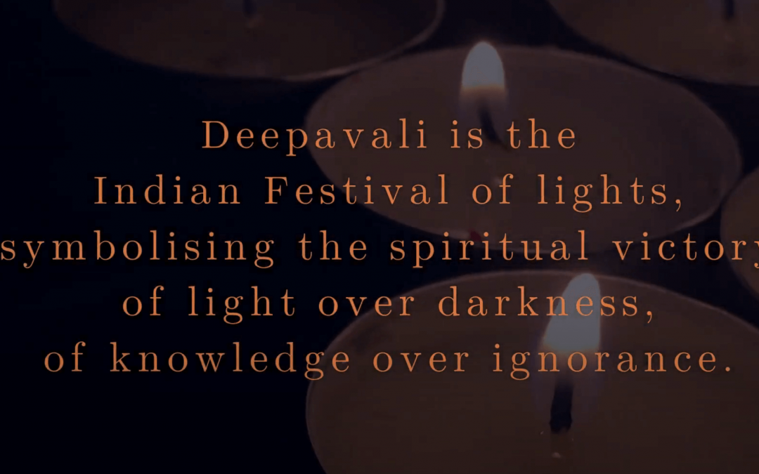 The Board of Trustees of Sutra Foundation wishes you Happy Deepavali.