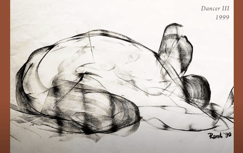 Arousing the Body, an Exhibition of drawings by Datuk Ramli Ibrahim