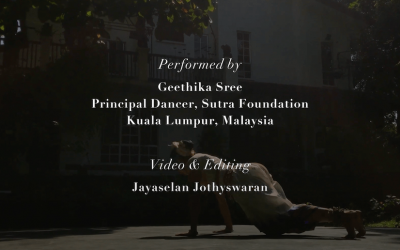 Suryastaka by Geethika Sree, Principal Dancer of Sutra Foundation